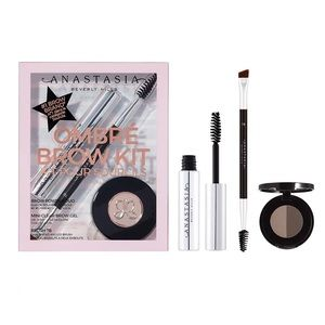 🆕 ABH Ombré Brow Kit, Dark Brown
